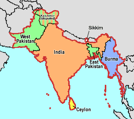 west east pakistan