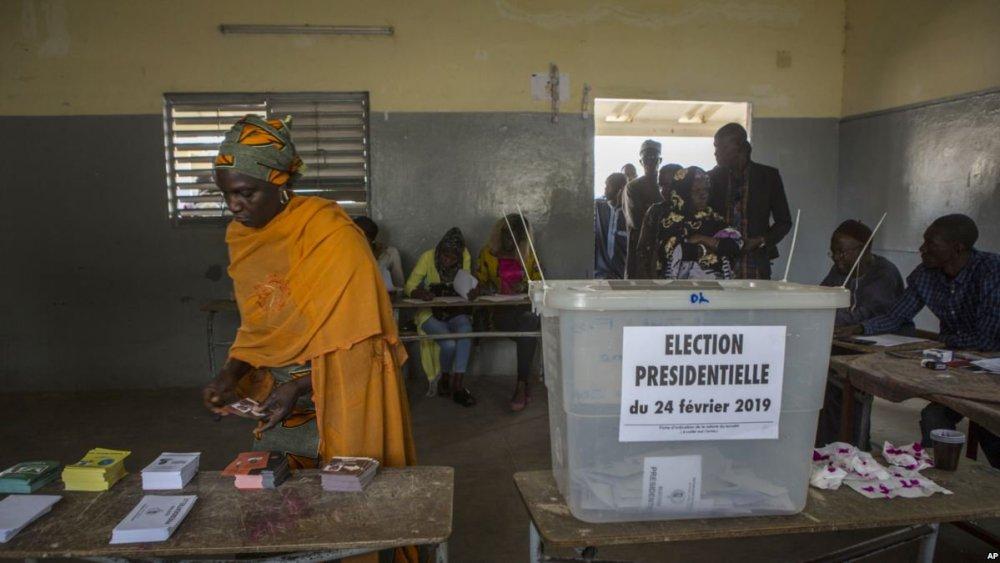 Elezioni presidenziali 2019 Sénégal