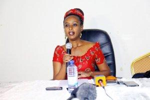 Il personaggio dell'anno Africa: Diane Rwigara