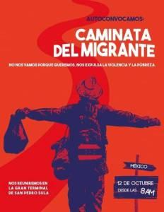 Hashtag #caravanamigrantes