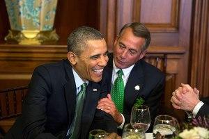 La risata di Obama