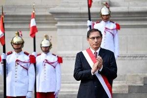 Cronaca del voto anticipato in Perù