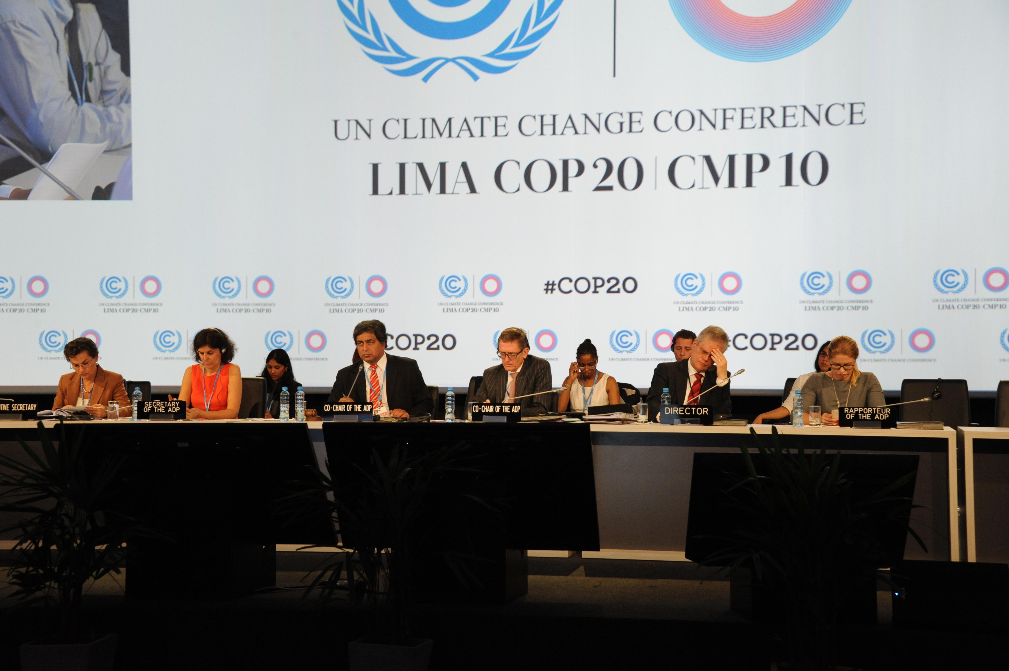 COP20 conferenza