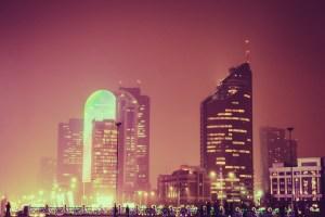 Le capitali dell'energia: Nur-Sultan in Kazakistan