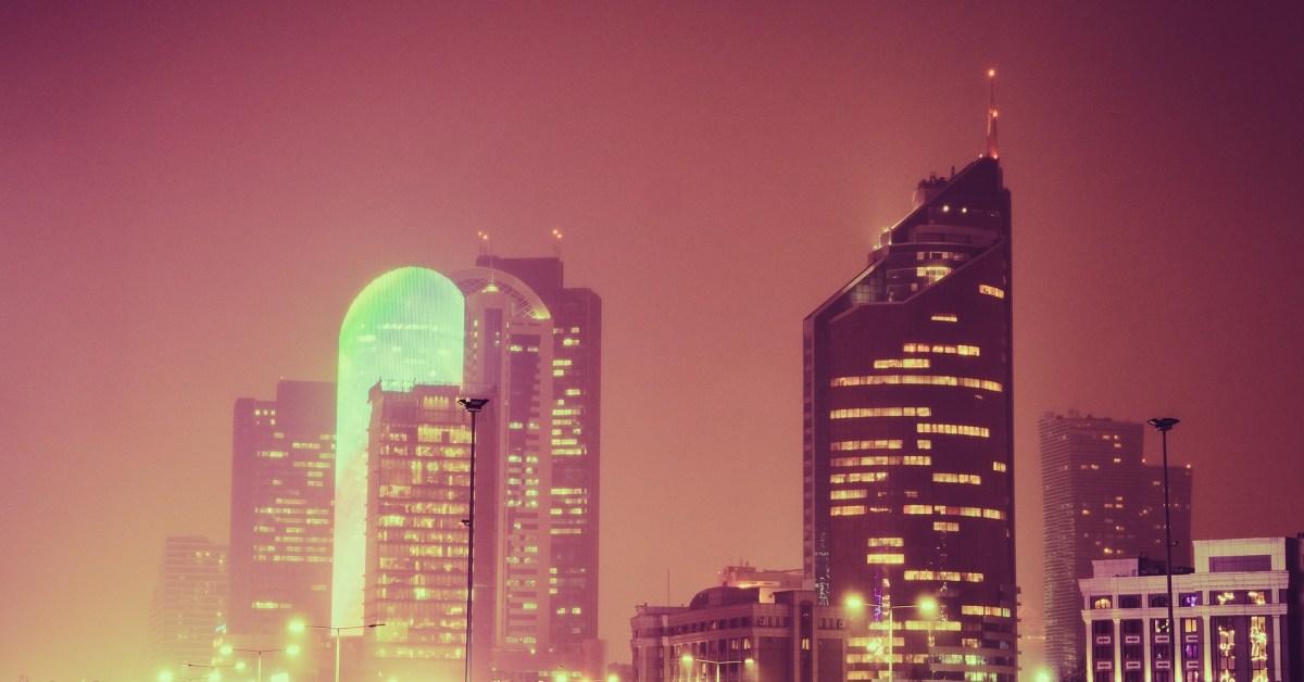 Nur-Sultan Kazakistan