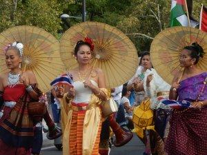 L'altra metà del cielo: i movimenti femministi transnazionali della Thailandia