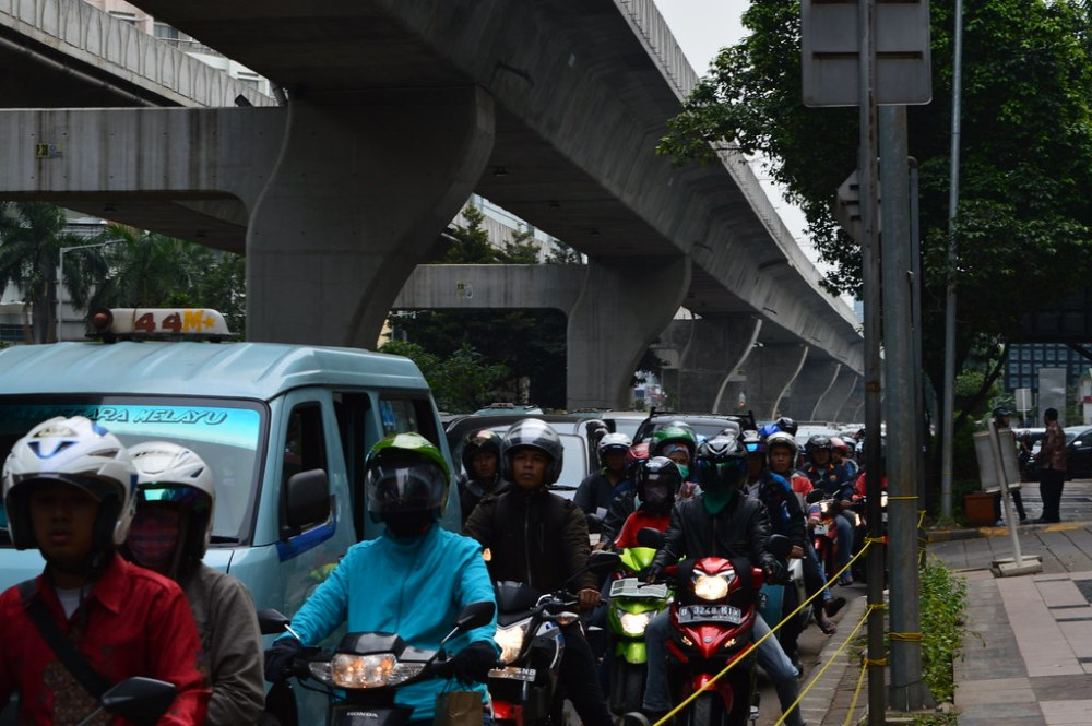 jak traffic