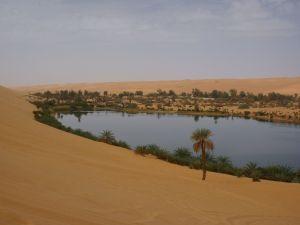L'oro blu del Medio Oriente: l'acqua e il cambiamento climatico