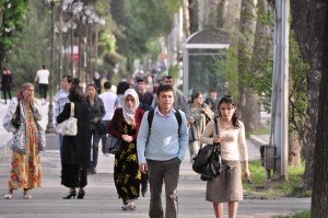 Un anno di elezioni per il Tagikistan