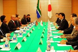 Il crisantemo nelle terre aride: i rapporti tra Giappone e continente africano