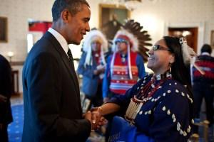 Il voto dei nativi americani nelle primarie USA