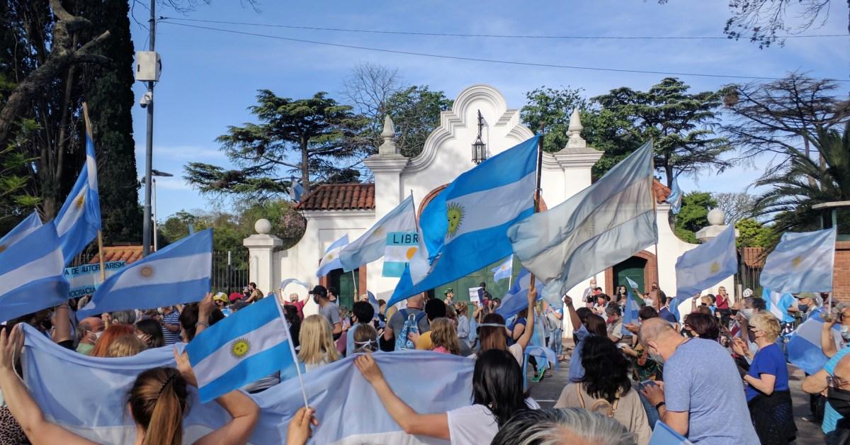 argentina grieta dualismo