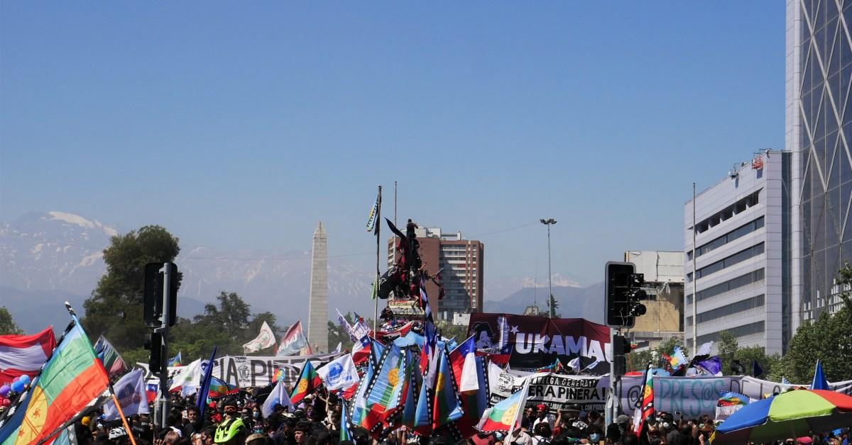 Plaza Dignidad_aniversario 18-O