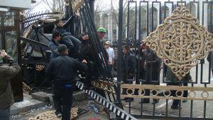 Le rivolte di massa in Kirghizistan e la rivoluzione d'ottobre del 2020