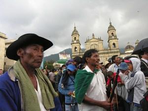 La Minga indigena torna a essere protagonista delle proteste in Colombia