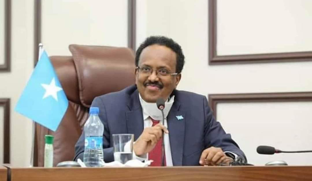 Mohamed_Abdullahi Mohamed Farmajo