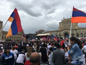 La sfida delle riforme in Armenia