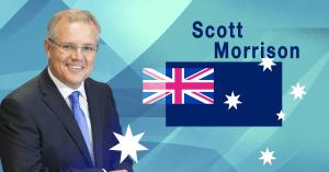 Il personaggio dell'anno: Scott Morrison