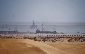 Il porto di Walvis Bay in Namibia: un ponte tra Africa e Cina