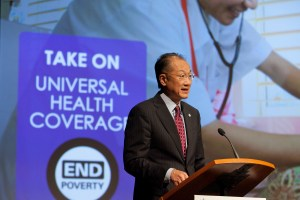 La Copertura Sanitaria Universale in Asia orientale: un percorso impegnativo verso l'equità