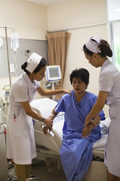 Copertura Sanitaria Universale in Asia