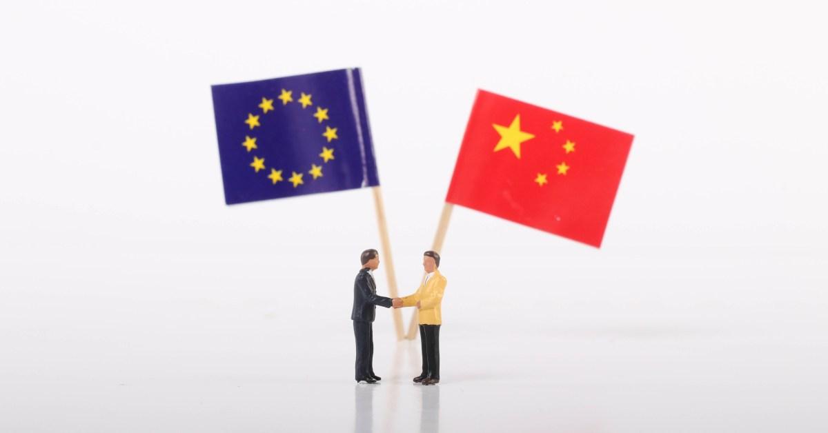 CAI: L'accordo commerciale tra Cina e Unione europea