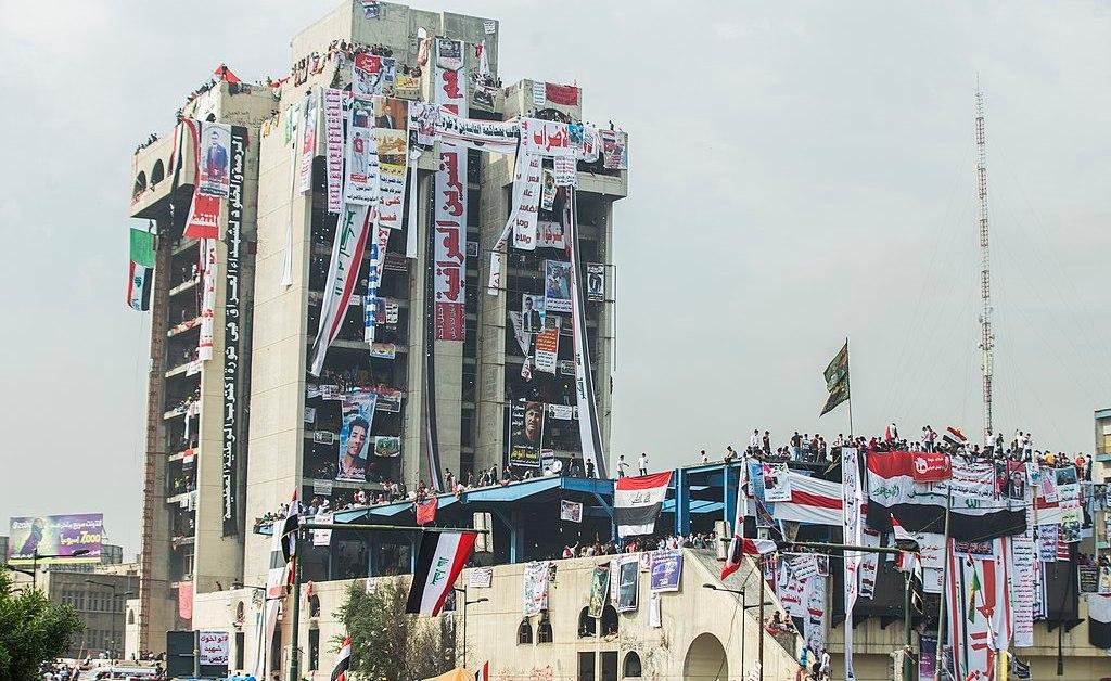 Il ristorante Mount Uhud in Iraq, simbolo della rivoluzione di Ottobre iraniana