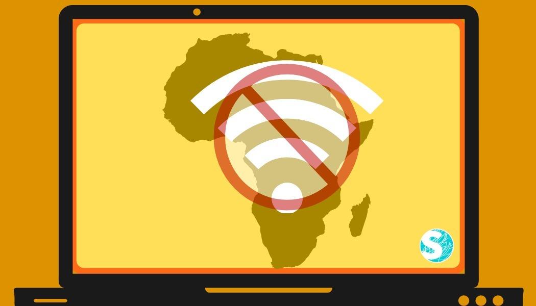 blocco di internet