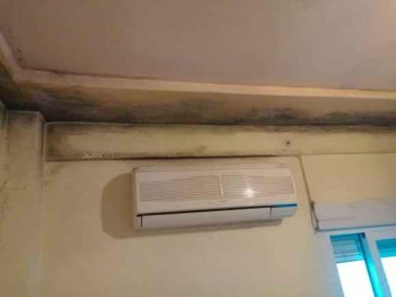 manchas humedades condensación