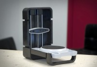 Matterform Photon 3D Scanner utilizza una fotocamera ad alta definizione per digitalizzare gli oggetti