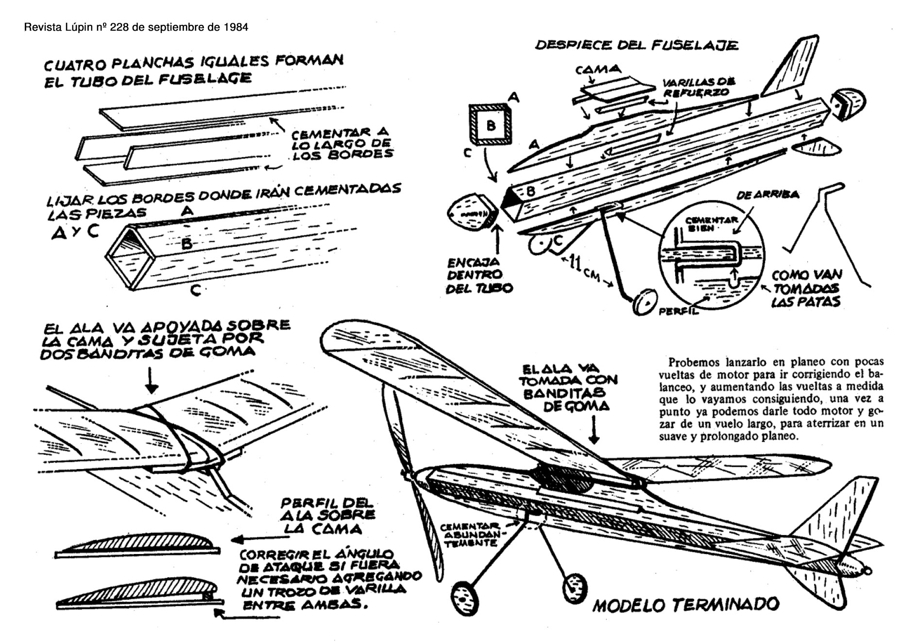 Images About Balsa Models
