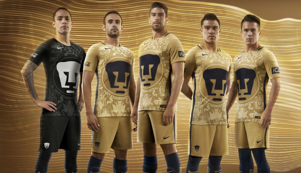 Jugadores Pumas de la UNAM