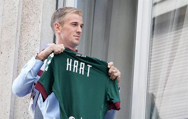 Joe Hart Torino
