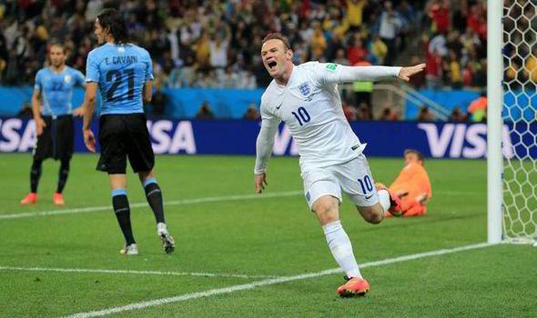 Wayne Rooney retirement goal