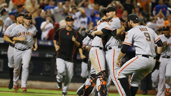 MLB Giants San Francisco Chris Heston