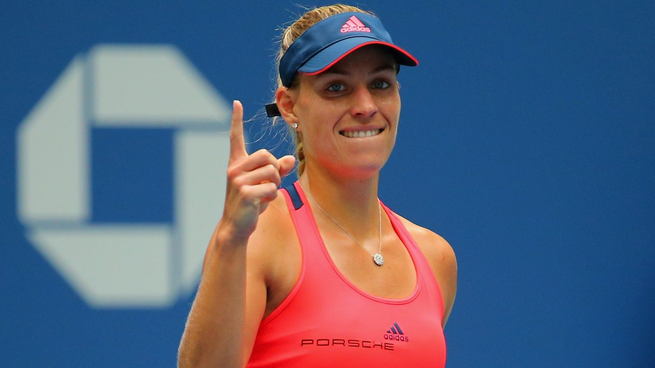 Angelique Kerber campeona US Open