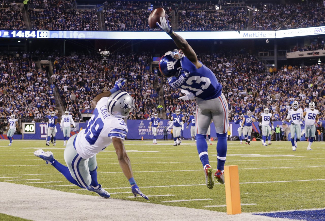 Odell Beckham Jr. New York Giants