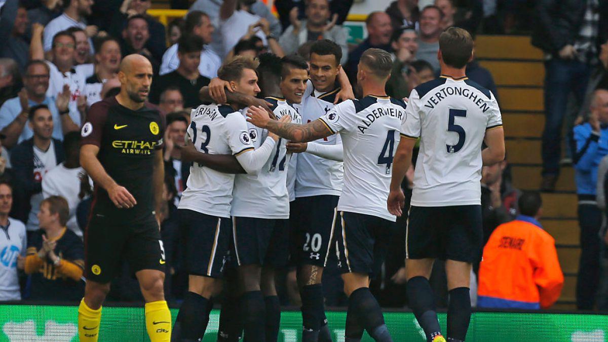 Manchester City Tottenham