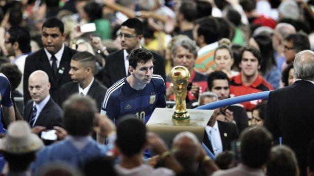 Messi Copa del Mundo