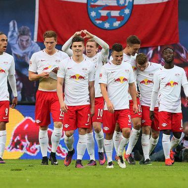 Leipzig, el equipo sorpresa de Alemania, es líder junto al Bayern Munich