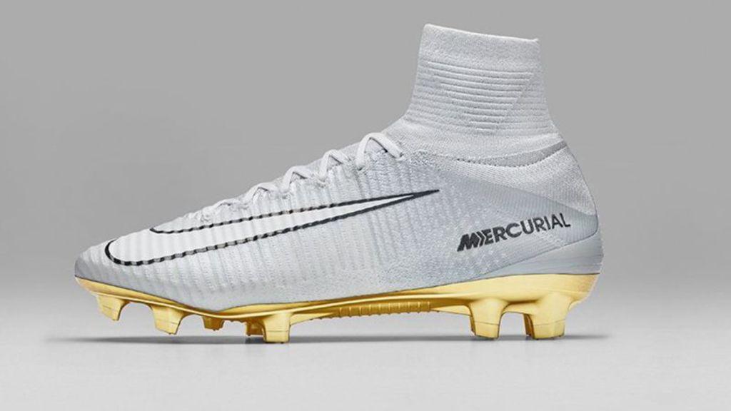 9e84c98fb3107 Cristiano Ronaldo estrenará botines por Balón de Oro