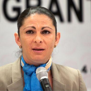 Ana Gabriela Guevara denuncia agresión física en su contra