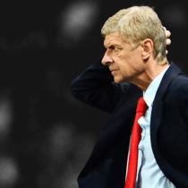 Arsene Wenger Arsenal pesadillas