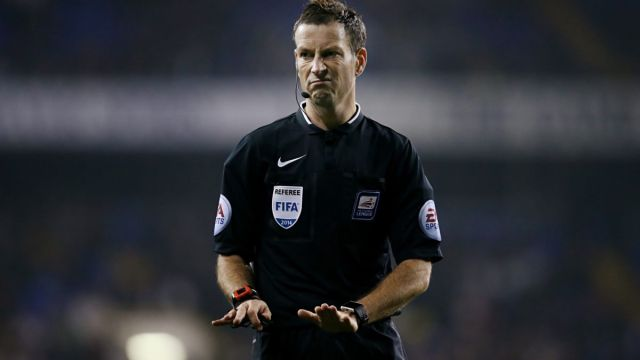 Mark Clattenburg Arabia Saudita