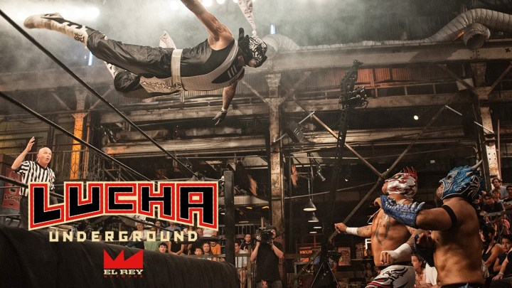 Lucha Underground Netflix