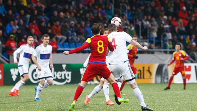 Andorra suma 11 años Islas Feroe