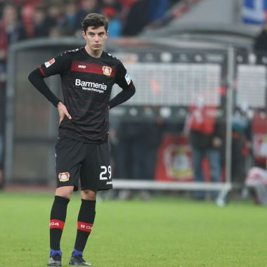 Kai Havertz no jugará la Champions League por culpa de la escuela
