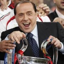 Silvio Berlusconi venta Milán
