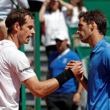 Albert Ramos Andy Murray Masters Montecarlo