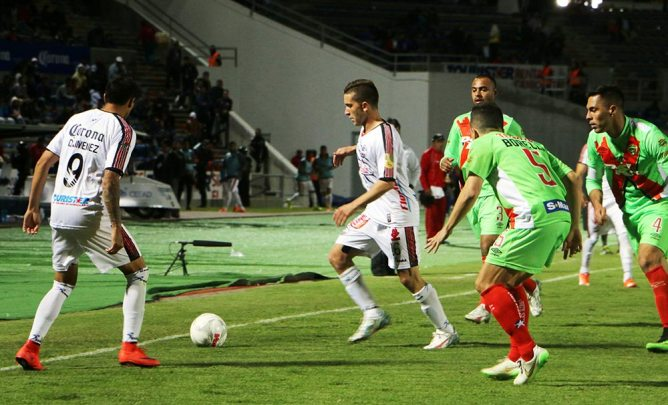 Lobos BUAP Juárez Final Ascenso MX